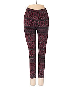 Pink Rose Leggings Size XS