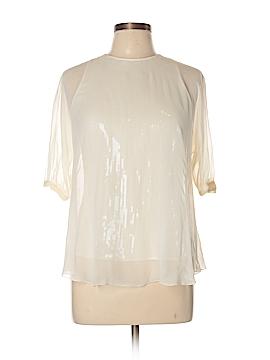 Elie Tahari 3/4 Sleeve Silk Top Size S
