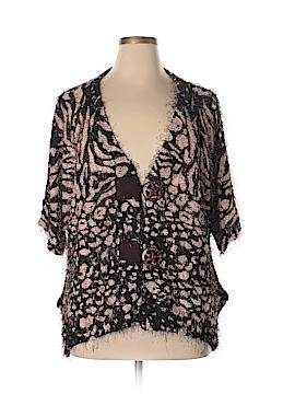 Seventh Avenue Cardigan Size 1X (Plus)