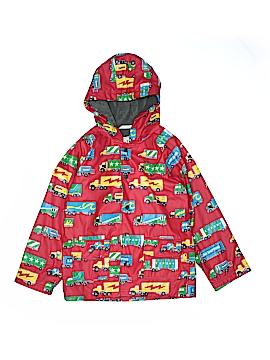 Hatley Raincoat Size 8