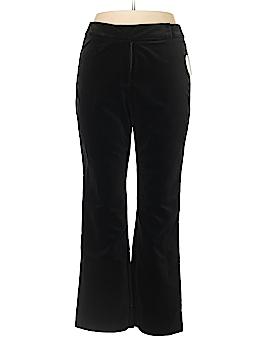 Valerie Stevens Velour Pants Size 12