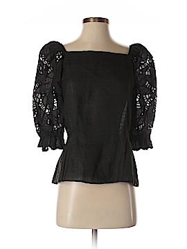 Carlisle Short Sleeve Blouse Size 4