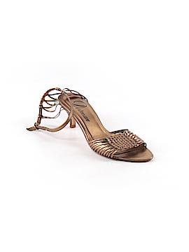 Delman Shoes Sandals Size 6 1/2