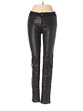 DL1961 Faux Leather Pants 23 Waist
