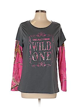 Realtree Long Sleeve T-Shirt Size L