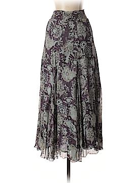CAbi Silk Skirt Size XS