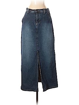 Eddie Bauer Denim Skirt Size 4