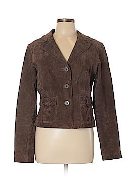 XOXO Leather Jacket Size L