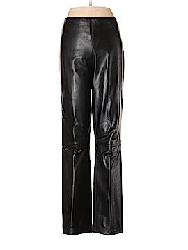Michael Hoban Leather Pants Size 10