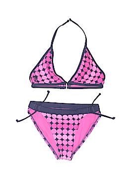 Roxy Girl Two Piece Swimsuit Size 8
