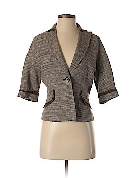 BCBGMAXAZRIA Silk Blazer Size S