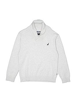 Nautica Pullover Sweater Size 10/12