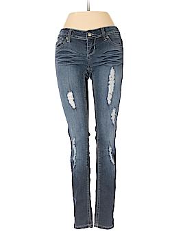Blue Asphalt Jeans Size 0 Short