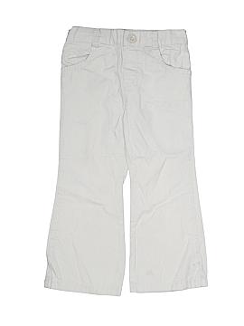 Faded Glory Khakis Size 4T