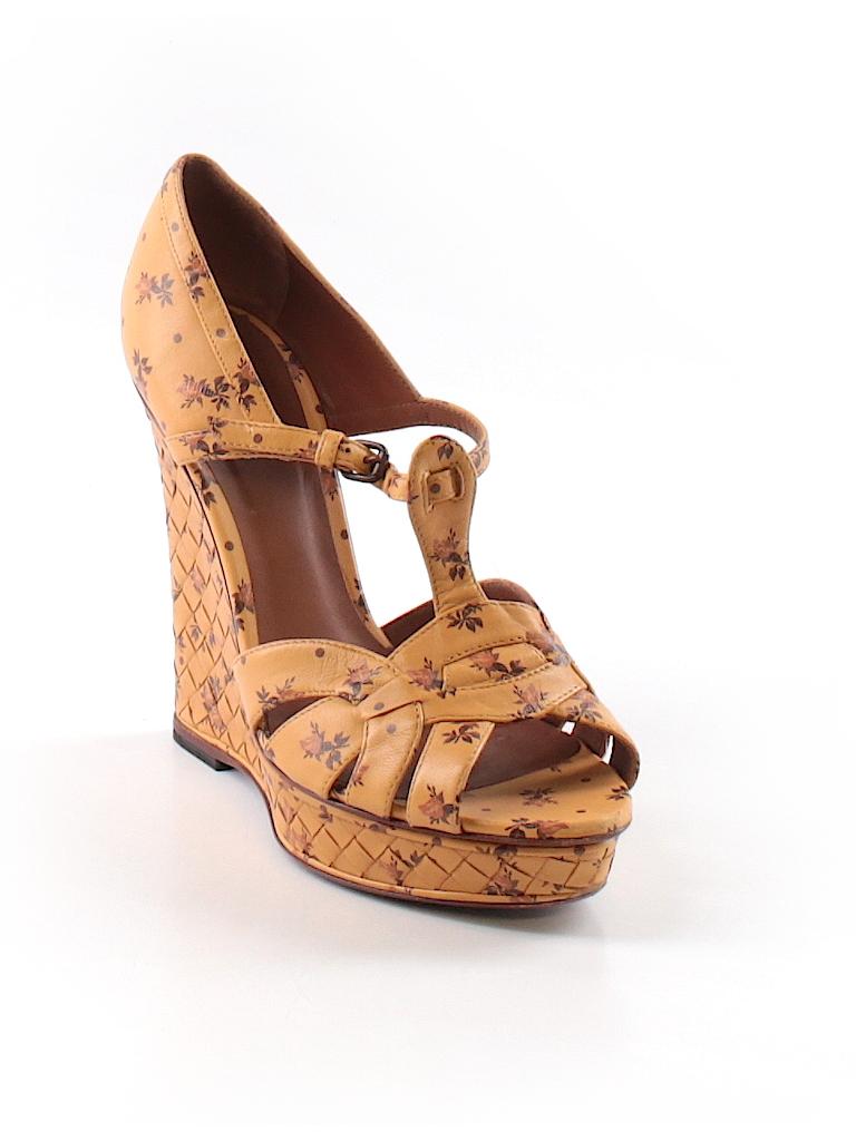 Bottega Veneta Women Wedges Size 37.5 (EU)