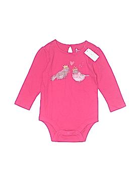 Baby Gap Long Sleeve Onesie Size 18-24 mo