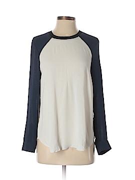 Rebecca Taylor Long Sleeve Blouse Size S