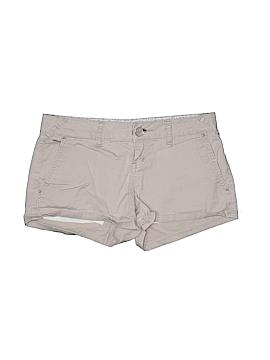 Zara Khaki Shorts Size 5