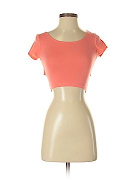 Garage Short Sleeve Top Size S