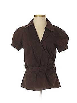 Worthington Short Sleeve Blouse Size 4