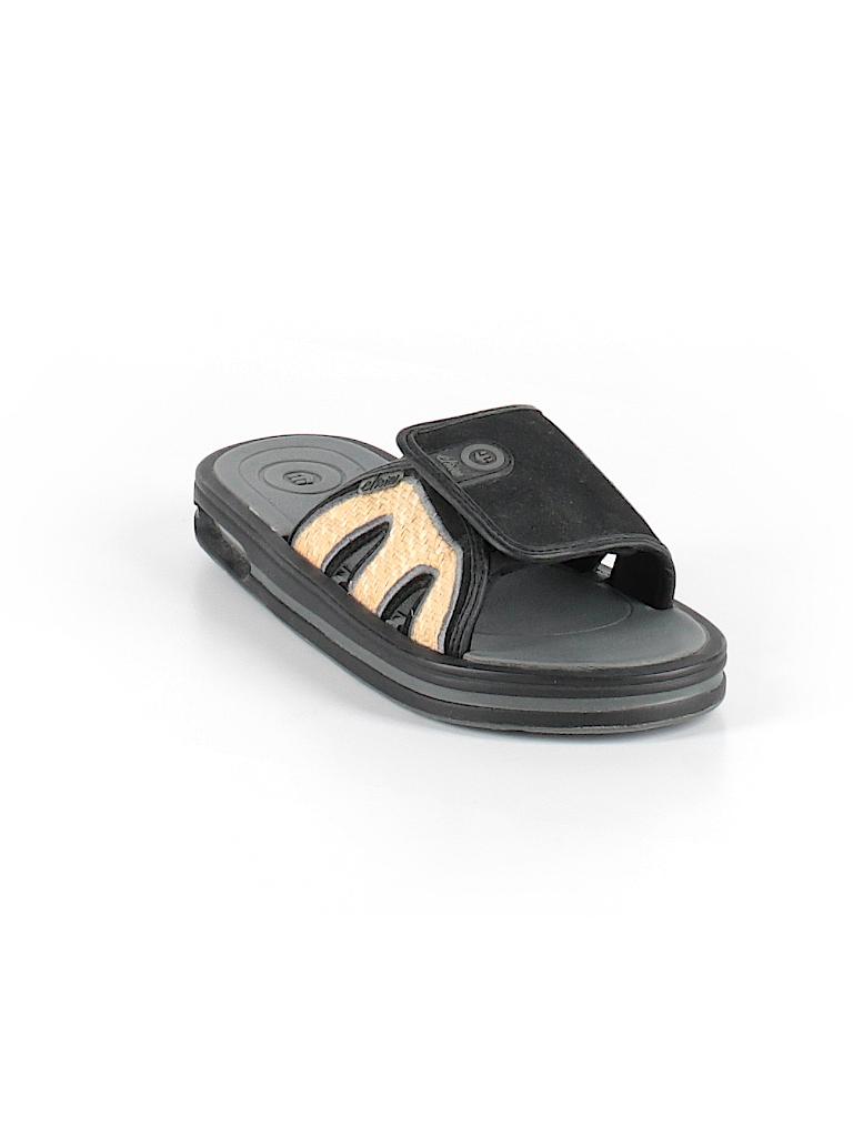 ef0e43c3c Etnies Solid Black Sandals Size 9 - 66% off
