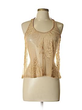 Crystal K Sleeveless Blouse Size L