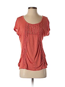 Hinge Short Sleeve Top Size S