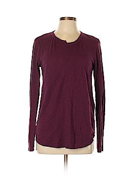 Left of Center Long Sleeve T-Shirt Size L