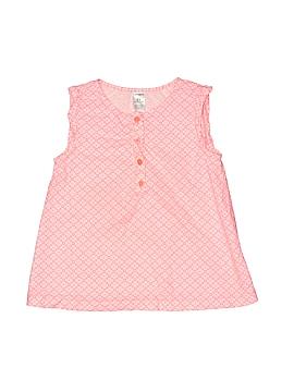 Carter's Sleeveless Blouse Size 4T