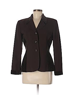 Kasper A.S.L. Wool Blazer Size 6 (Petite)