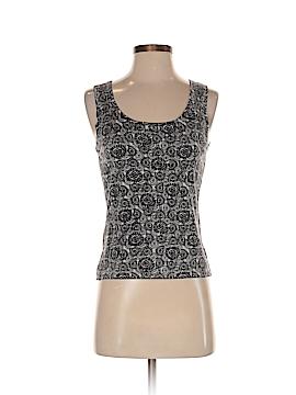 Jillian Jones Sleeveless Silk Top Size S