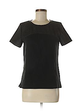 Club Monaco Short Sleeve Blouse Size M