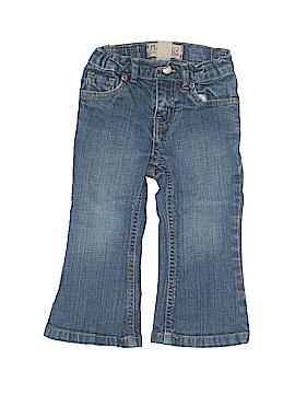 Place Princess Jeans Size 24 mo