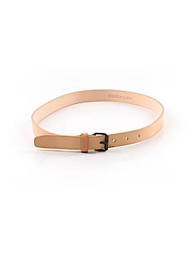 Derek Lam Leather Belt Size XS