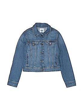 Old Navy Denim Jacket Size 8