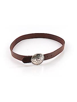 Liz Claiborne Leather Belt Size M