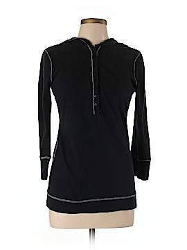 Norma Kamali for Walmart 3/4 Sleeve Henley Size L