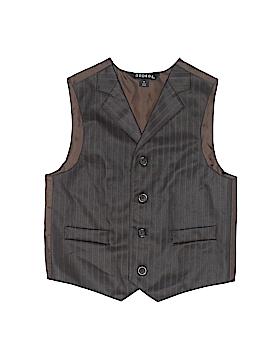 George Tuxedo Vest Size 5