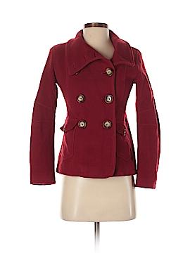 MICHAEL Michael Kors Wool Coat Size 2 (Petite)
