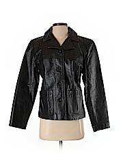 Bagatelle Women Leather Jacket Size S