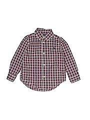 Ralph Lauren Boys Long Sleeve Button-Down Shirt Size 3T
