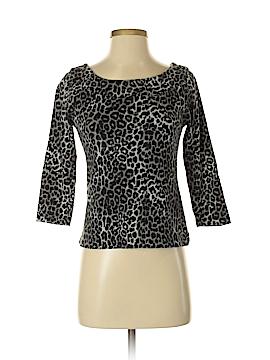 Rafaella 3/4 Sleeve T-Shirt Size S (Petite)