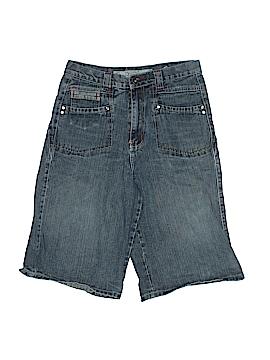 Chams Denim Shorts Size 14