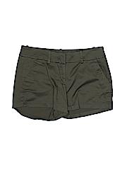 Mossimo Supply Co. Women Khaki Shorts Size 6