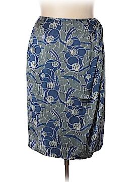 Lafayette 148 New York Casual Skirt Size 18 (Plus)