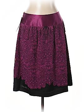 Peter Nygard Silk Skirt Size 10
