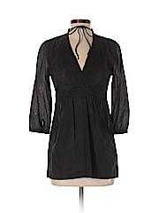 Club Monaco Women 3/4 Sleeve Blouse Size XS