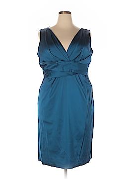 Donna Ricco Cocktail Dress Size 18W (Plus)