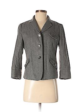 Fossil Wool Blazer Size 4