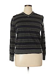 Gap Women Wool Pullover Sweater Size XL